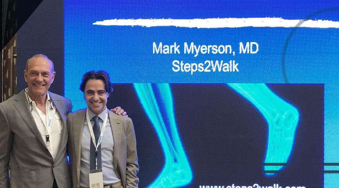 Steps2Walk 2018 in Cina: la missione del progetto di Mark Myerson