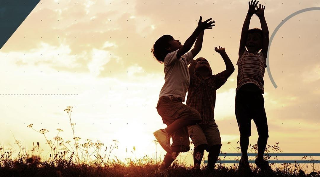 Il piede e la caviglia dei bambini che praticano sport