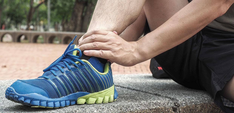 legamenti caviglia distorsione