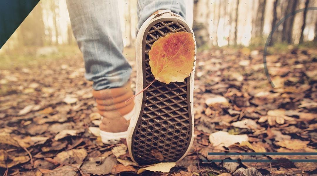 Autunno: 3 consigli per prendersi cura di piede e caviglia