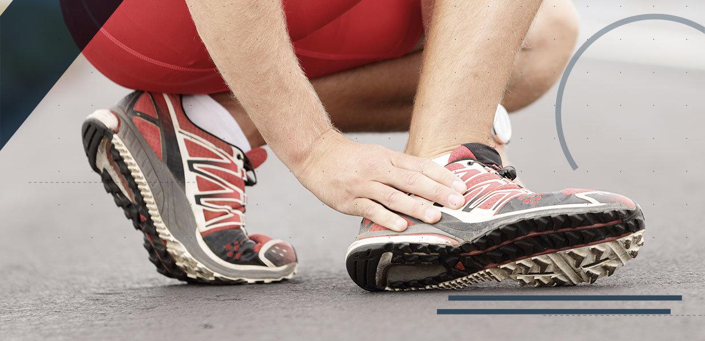lesione legamenti distorsione caviglia