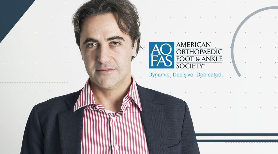 L'impatto del Coronavirus in ortopedia: la nostra visione al webinar AOFAS